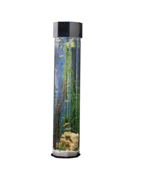 Aštuonkampis-akvariumas-bokštas