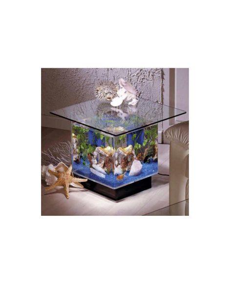 Akvariumas-stalas